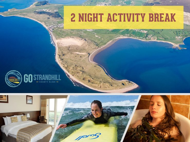 Go Strandhill - 2 night activity package