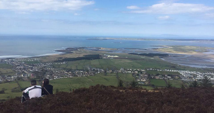 Knocknarea - Queen Maeve Trail