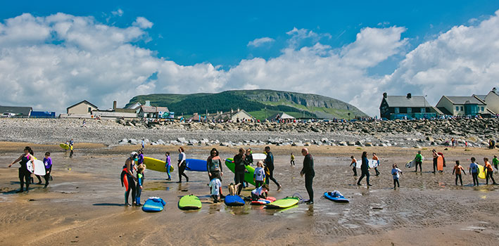 Go Strandhill - Beachfront