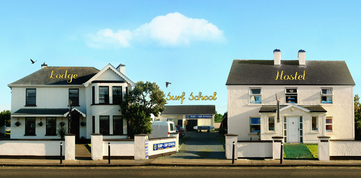 Go Strandhill - Surfnstay Lodge Hostel