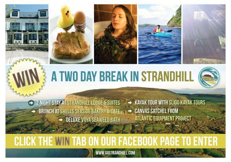 Go Strandhill - Summer Break
