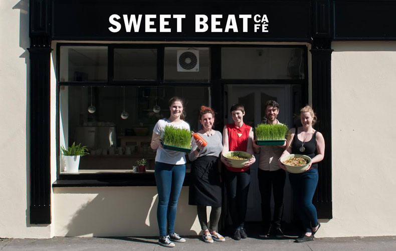 Sweet Beat Cafe - Go Strandhill