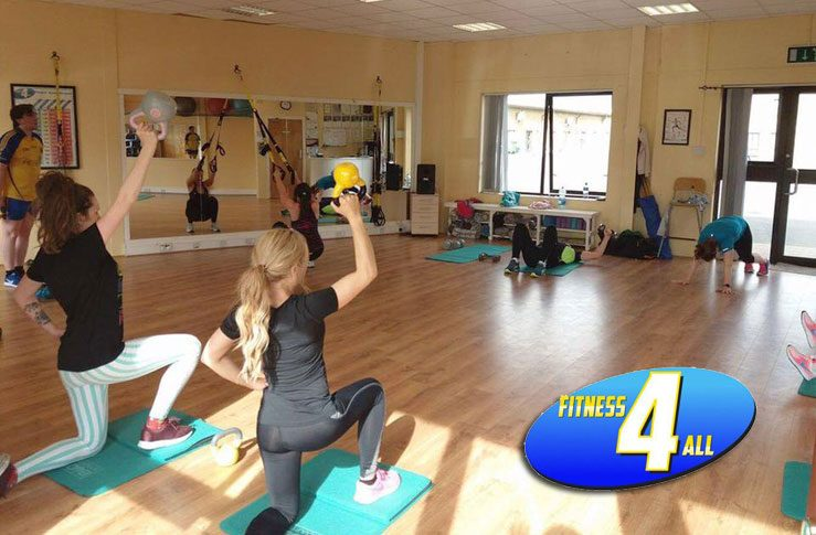 Go Strandhill - Fitness 4 All new classes
