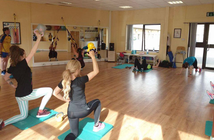 Fitness 4 All - Go Strandhill