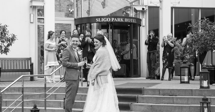Go Strandhill - Sligo Park Hotel Weddings