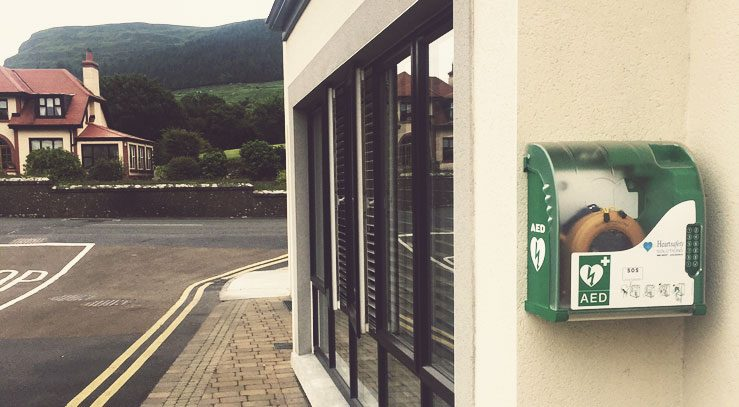 Go Strandhill - AED