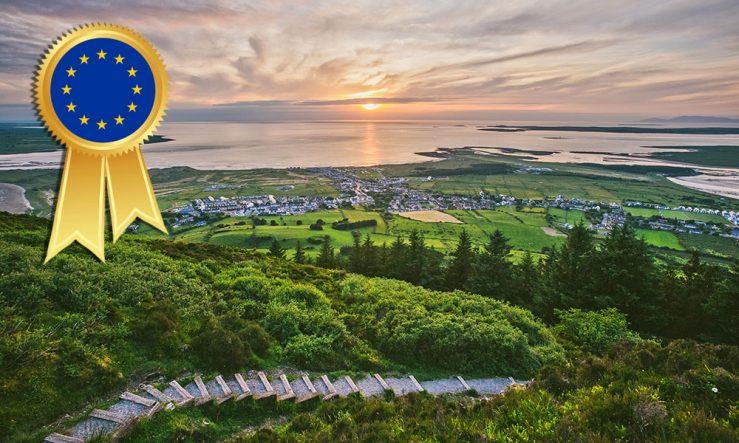 Strandhill EDEN Award