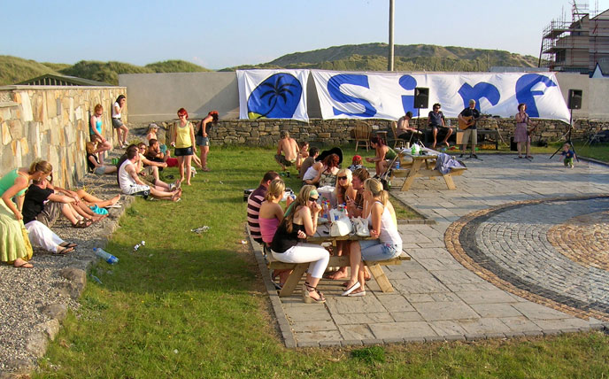 Go Strandhill - SIRF Events