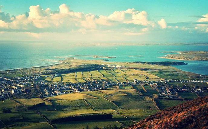 Go Strandhill - Knocknarea