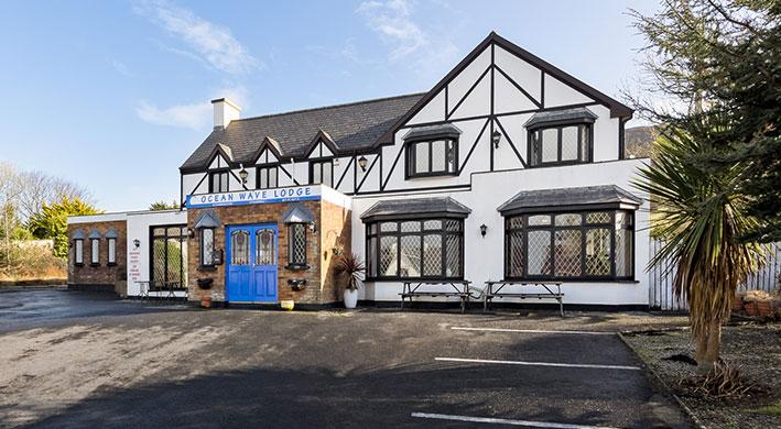 Go Strandhill - Ocean Wave Lodge Hotel