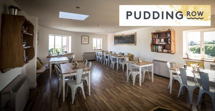 Go Strandhill - Pudding Row
