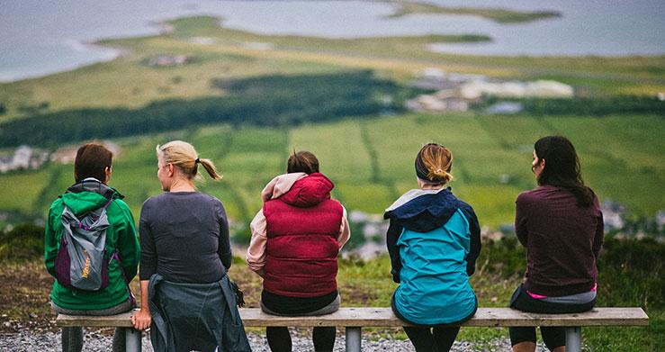 Knocknarea - Queen Maeve Trail