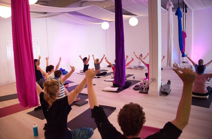 Go Strandhill - Salt & Soul Yoga Studio