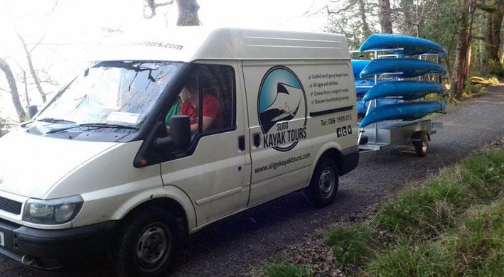 Go Strandhill - Sligo Kayak Tours
