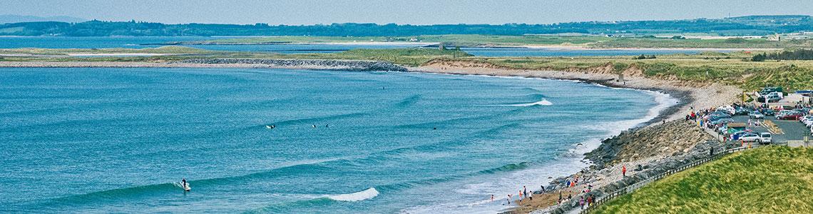 Go Strandhill - Beachfront