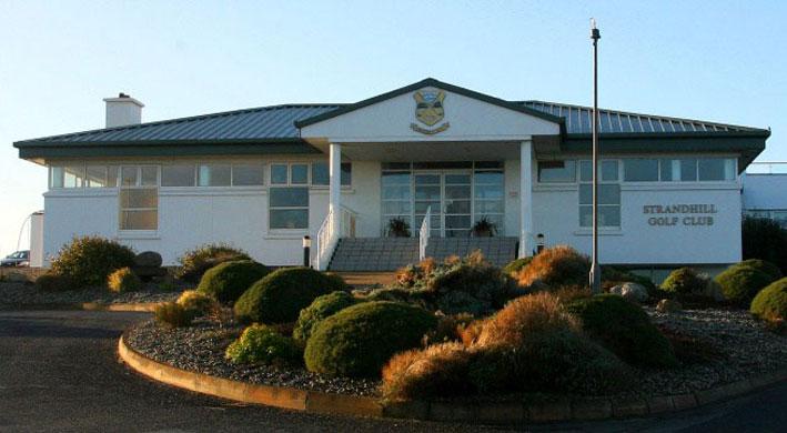 Go Strandhill - Strandhill Golf Club