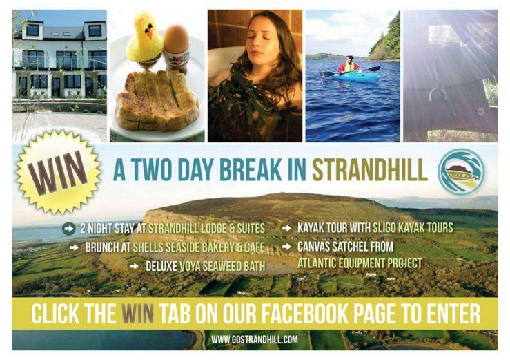 Go Strandhill - Summer Break