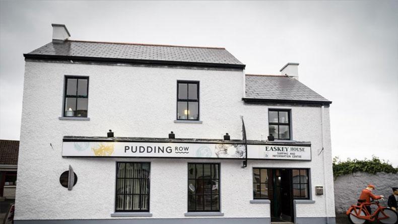 Pudding Row Cafe - Go Strandhill